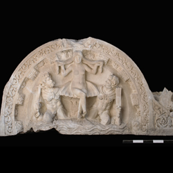 Aphrodite Pediment