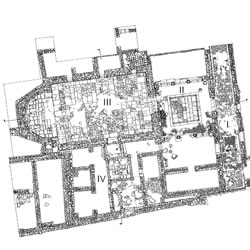 North Temenos House plan