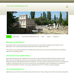 The Friends of Aphrodisias Trust, London